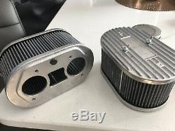 Filtres À Air De Sport - Weber Idf / Dellorto Drla 36mm