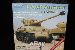Forces De Défense Israéliennes Armure En Détail Livre