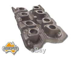 Ford Cleveland 2v Petites Têtes De Port Quadruples 44 Admission Weber Panter 351 302