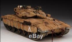 Gagnant Du Prix Built Academy 1/35 Idf Merkava III Char De Combat Principal