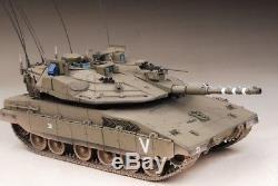 Gagnant Du Prix Construit Meng 135 Idf Merkava Mk. IV M Meil ruach + Trophée Aps + Pe