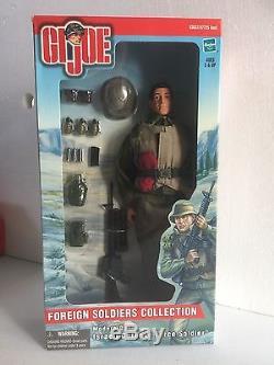 Gi Joe Foreign Soldiers Collection Soldat De La Force De Défense Israélienne 12 1/6 Echelle