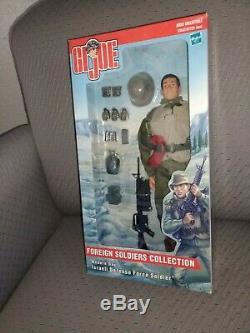 Gi Joe Israélien De La Défense Modern Day Force De Soldat Collection Les Soldats Étrangers
