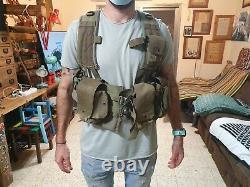 Gilet De Combat Idf Du Début Des Années 2000 Grande Taille Utilisé