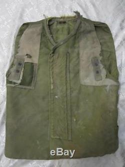 Gilet Tactique Vintage Idf Israel Antiterrorisme Body Armor Rare
