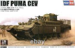 Hobby Boss 1/35 Idf Puma Cev En Plastique Kit Modèle 84547