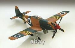 Hobby Master 148 P-51d Mustang Idf / Af 101e Scorpion Esc Israël Suez Cam Ha7709