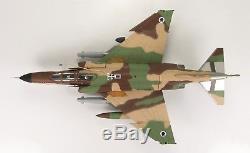 Hobby Master 172 F-4e Kurnass 2000 Idf / Af 201ème (s) Etape Hatzor Ab Ha1939
