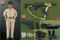 Hobby Master Hf0004 1/6 Défense Israélienne Force Le Chef D'état-major Moshe Dayan Mib