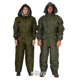 Hommes Femmes Idf Green Snowsuit Vêtements D'hiver Ski Snow Costume Une Pièce