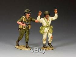 Idf011 Prisonnier Et Escorte, Ensemble De 2 Hommes, King And Country, Forces De Défense Israéliennes