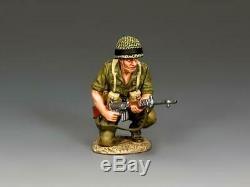 Idf013 Para King Accroupi Et La Force De Défense Israélienne Du Pays