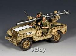 Idf017 Jeep M38 Israélien Avec Rifle King Et La Force De Défense Israélienne (pays)