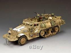 Idf020 Armée Israélienne M3 Halftrack King Et Force De Défense Nationale Israélienne