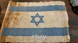 Idf 40s 30s Véritables Israël Drapeau Israël Wow