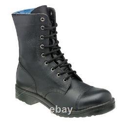 Idf Armee Zahal Leuchte Champ Stiefel Schuhe Militaire / Cuir De Travail