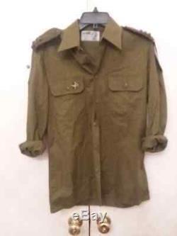 Idf Forces De Défense Israéliennes T-shirt, Le Capitaine