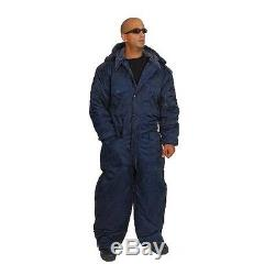 Idf Israël Navy Blue Hiver Hermonit Hiver Gearall Coverall Étanche Nouveau
