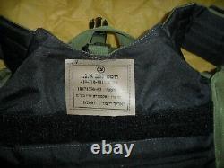 Idf Negev Vest Zahal Sniper Tactical Harness Web. Médicament D'israel Exportation D'erez Nouveau