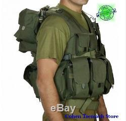 Idf Porteur Armure Gilet Aigle Amélioré Tactique Chest Rig Mag Vêtements Tactique