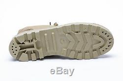 Idf Scout Commando Tan Bottes Made In Israël