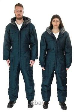 Idf Snowsuit Vêtements D'hiver Ski Snow Suit Une Pièce