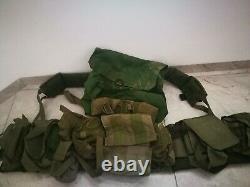 Idf Vintage 1990 Éphod L'armée Israélienne De Combat Tactique D'assaut Vest