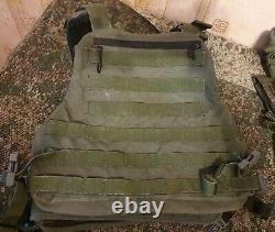 Idf Zahal Vest Armée Israélienne Marom Dolphin Modulaire Ephod Molle Plate Carrier