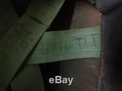 Idf Zahal Vtg Métal Chapeau Israël Armée Militaire 1950-60 Marqué Steinberg