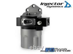 Injector Dynamics Black ID F750 Universal High Performance High Flow Fuel Filter