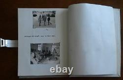Israël 1967 Tsahal Parade Jérusalem Album Photo Colonel Eliezer Amitai Guerre Des Six Jours