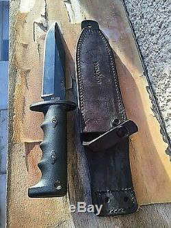 Israël Dustar Arad Armée Idf Zahal Symbole Couteau Combat 7blade Inutilisé Emballage Org