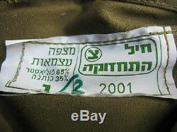 Israel Idf Army Golanil Brigade L Uniforme Set Avec Org. Ceinture, Zahal Signes! Auth