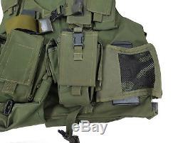 Israël Idf Tactique Combat Armure Carrier Gilet Militaire