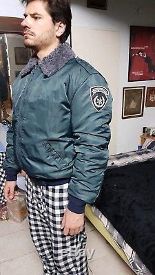 Israël Officier De L'armée De Tsahal Veste Polaire Taille L Ou XL