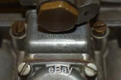 Italiennes Weber Idf 44 Fiat Et Refroidi Par Air Vw Porsche 356 912 914 Dellorto Drla