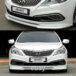 Ixion Design Front Lip Pour Hyundai Azera (grandeur Hg) 2015 2016