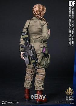 Jouets De Barrage 1/6 Nachshol 78043 Idf Combat Intelligence Collection Corps