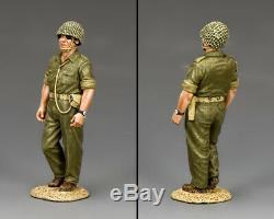 King & Country Forces De Défense Israéliennes Idf001 Général Moshe Dayan Sib