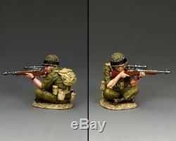 King & Country Forces De Défense Israéliennes Idf012 Israélienne Séance Sniper Sib