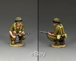King & Country Israélienne Des Forces De Défense Israélienne Idf013 Crouching Para Sib