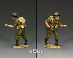 King & Country Israélienne Des Forces De Défense Israélienne Idf019 Para Over Here Sib