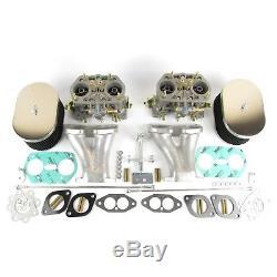 Kit Carburateur D'origine Weber 40idf Vw Refroidi Par Air T1 Injecté Jusqu'à 1800 Type 1