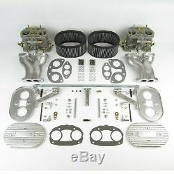 Kit De Carburateur D'origine Vw Type 1 Twin Weber Idf 40 À Refroidissement Par Air Cb-performance