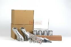Kit De Conversion Carburateur Carb Pour Vw Type 1 Fajs Hpmx Weber 48 Idf Dual 48idf