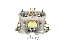 Kit De Conversion De Carbure De Carburateur Pour Vw Type 1 Fajs Hpmx Weber Fdi Dual 44mm Empi