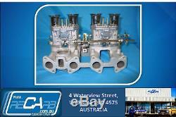 Kit De Conversion Pour Carburateur Gemini Genuine Twin 44 Weber Idf