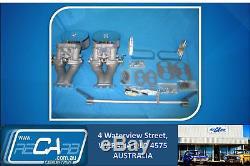 Kit De Conversion Pour Carburateur Twin 36 Weber Idf Vw Kombi Type 2 Et 4 Genuine Twin 36