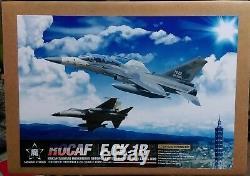 Kit Moxing Studio 1/72 Rocaf F-ck-1b Mlu Ching Kuo Résine De Combat Idf Pour Siège Double