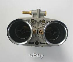 Klaxon D'air De Baril Du Moteur 2 Du Carburateur 40idf Weber Pour Insecte / Scarabée / Vwithfiat / Porsche